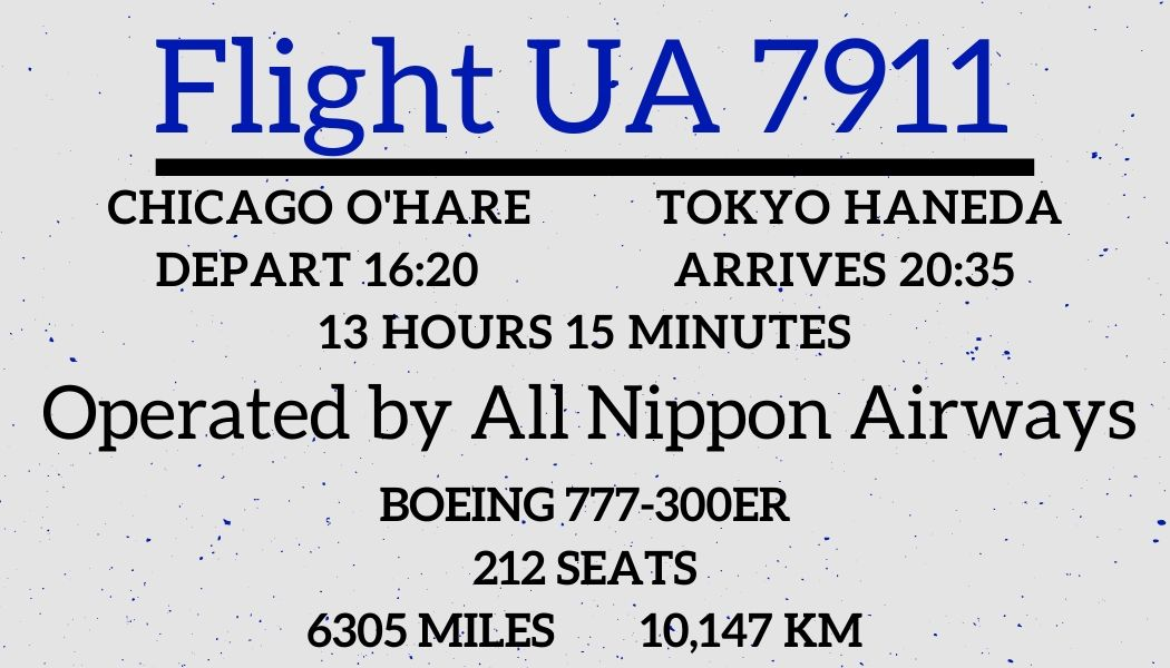 Flight Review UA7911 NH1111 by Passenger