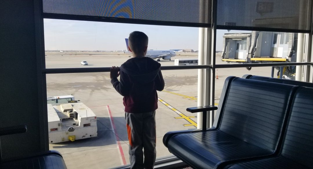 Air Travel for Child with Autism: Step by Step