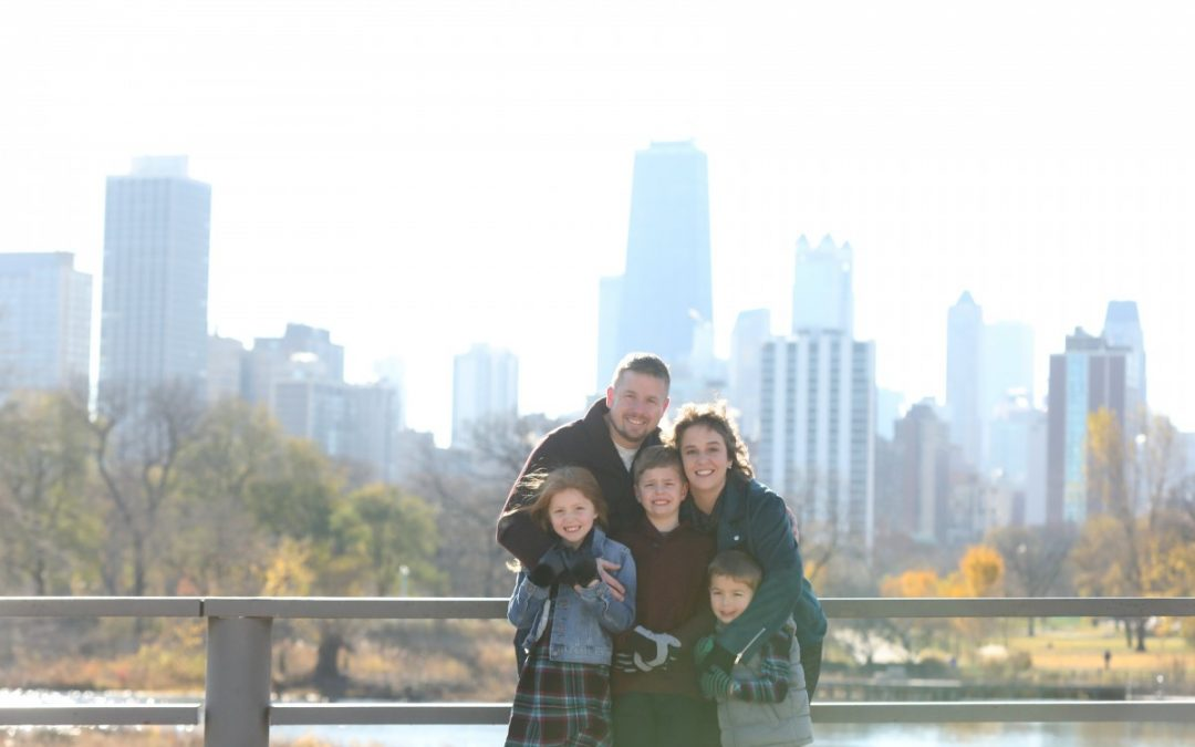 Fall Visit to Chicago with Kids Itinerary