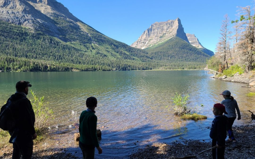 Visiting Glacier National Park with Kids: Tips and Itinerary