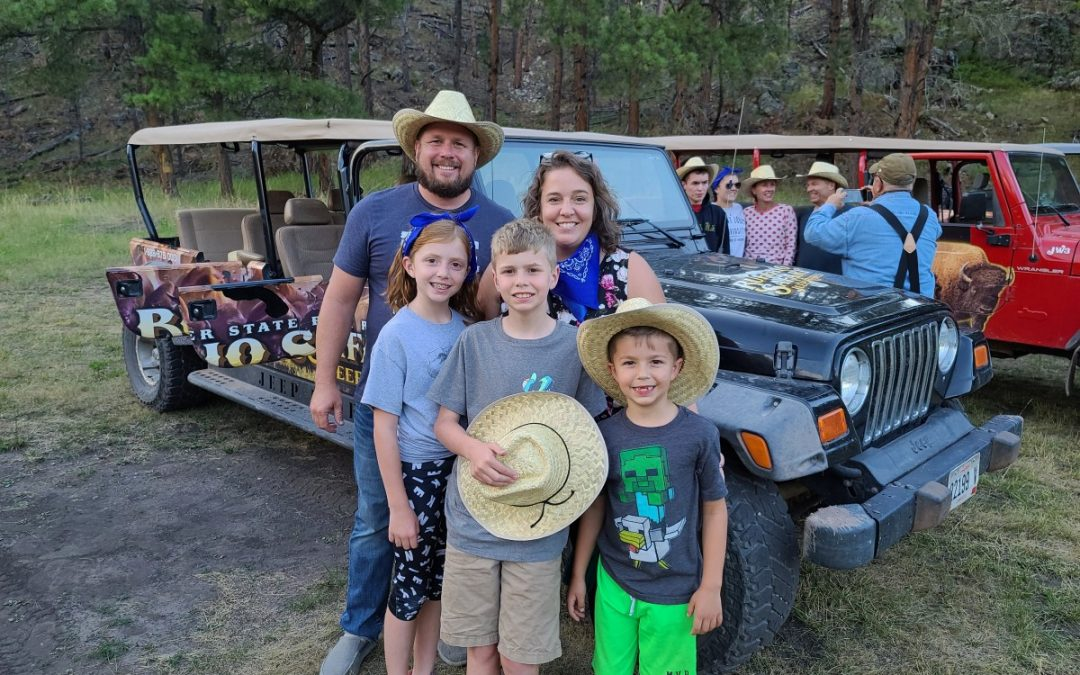 Custer State Park with Kids –  16 Things to Do & Itinerary