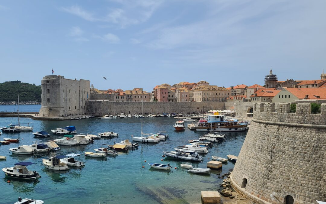 Croatia Family Trip Itinerary with Links to Follow